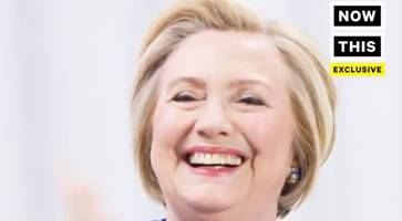 bitter hillary fantasizes with journalist about becoming president of another planet