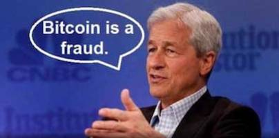 jpmorgan capitulates, may help clients trade bitcoin futures (for a fee)