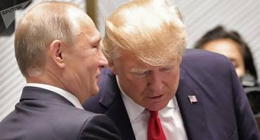 trump and putin speak for more than an hour by phone; discuss syria, north korea, ukraine