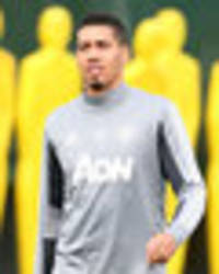 man utd ace chris smalling hits back at gareth southgate over england omission