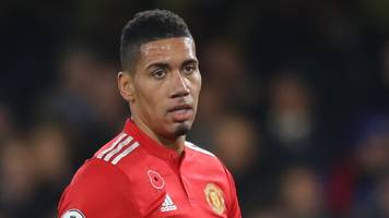 chris smalling: manchester united defender 'surprised' by reason for england omission