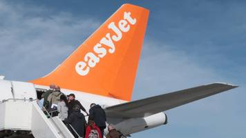 easyjet profits fall after 'difficult year' for aviation
