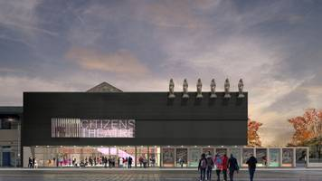 citizens theatre company to move home during £19m revamp