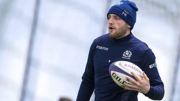 Finn Russell to join Racing 92 as Glasgow sign wing Max McFarland