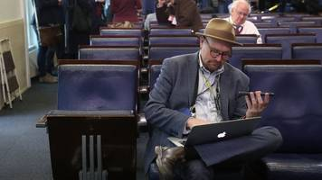 NYT Suspends Glenn Thrush Amid Sexual Misconduct Allegations