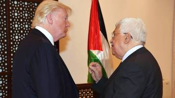 us and palestinian leaders are playing a diplomatic game of chicken