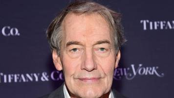 veteran tv host charlie rose suspended after sexual harassment claims