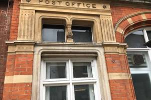 Old Post Office in Hertford could be about to be turned into a pub or bar