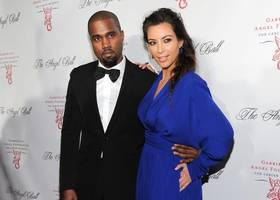 Kanye West to Beyonce: Give Kim Kardashian a Break!