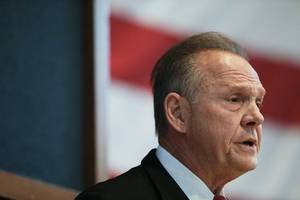 Trump Defends Alabama Senate Candidate Moore Despite Misconduct Allegations