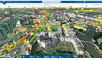 Rennes, France Virtually Experiences its Sustainable Future with Dassault Systèmes