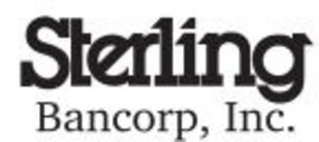 Sterling Bancorp, Inc. Announces Completion of Initial Public Offering