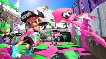 splatoon 2 update coming this week raises level cap, adds stages
