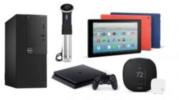 ET Black Friday Week Deals: $200 EcoBee, $100 Fire HD 10,  $40 PS Plus, and more