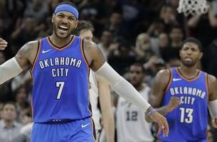 nick wright explains why the okc thunder 'drastically' need to change carmelo anthony's role