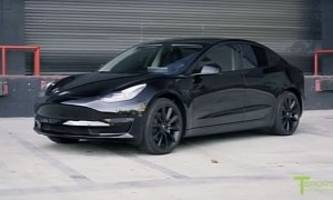 Tesla Model 3 Single-Motor 0-60 MPH Time Is Better Than the Advertised 5.3-Sec