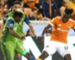 seattle sounders exploit dynamo's right side as reigning champ dominates underdog