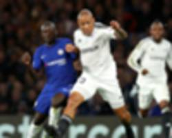 the journey of qarabag's dino ndlovu: from sleeping into a train station toilet to playing chelsea