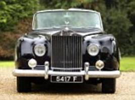 madonna's wedding rolls royce on sale for £800,000