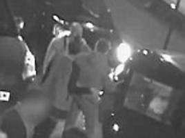 moment clubber knocked out with single punch in liverpool