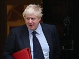 Quentin Letts says Boris Johnson upbeat in the Commons