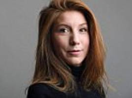 severed arm found in the search for journalist kim wall