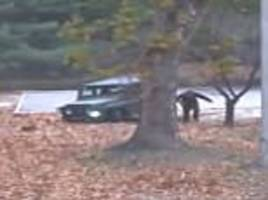 un releases video of a north korean soldier's escape