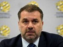 ange postecoglou resigns as caltex socceroos head coach