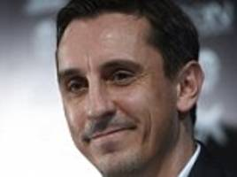 Gary Neville predicted Sevilla comeback against Liverpool