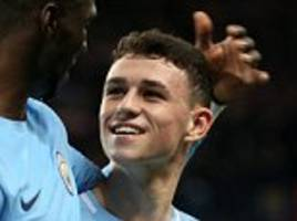 should manchester city send phil foden out on loan?