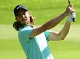 tommy fleetwood goes for glory at hong kong open