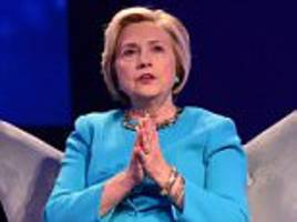 Hillary Clinton issues warning on artificial intelligence
