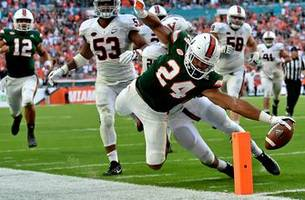 miami, clemson switch spots in latest college football playoff rankings