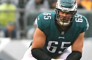 Eagles OT Lane Johnson talks Philly football and Carson Wentz: 'He's my MVP right now'