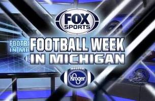 Football Week in Michigan Preview Show (VIDEO)