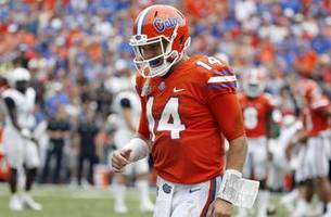 Hanging them up: Florida QB Luke Del Rio ends 'unique college career'