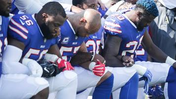 President Trump warns NFL boss he must act on take the knee protest