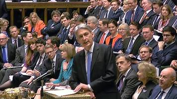 budget highlights for wales in philip hammond's speech