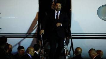 lebanon's odysseus hariri returns to beirut, puts resignation on hold: what's comes next?