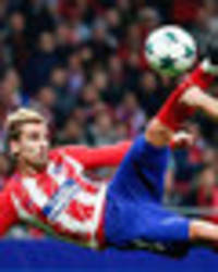 antoine griezmann scores stunning overhead kick to end goal drought - mcmanaman knows why