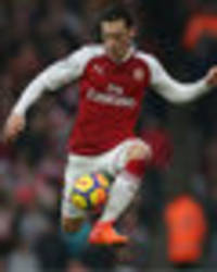 Man Utd leading chase for Arsenal star Mesut Ozil ahead of Barcelona - bookies