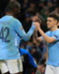 yaya toure keen to pass the torch to phil foden: he's a big man city star of the future