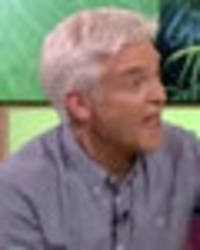this morning: phillip schofield clashes with alison hammond after she makes epic gaffe