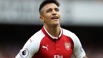 Real and PSG both want Arsenal's Sanchez - gossip
