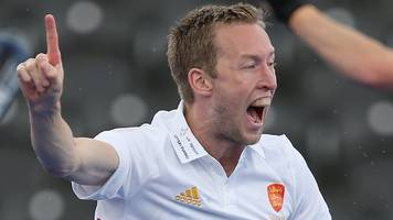 men's hockey world league final: barry middleton set for 400th england appearance