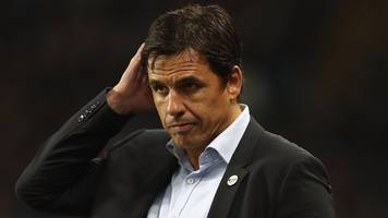 chris coleman: sunderland manager confident in face of daunting task