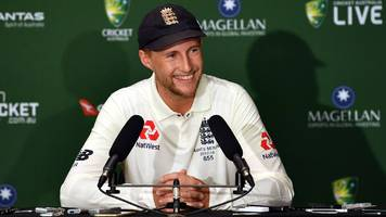 ashes: england 'ready to go' against australia - joe root