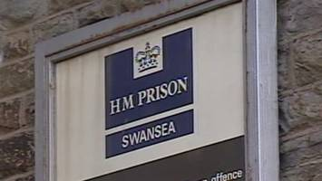 Swansea Prison inmate safety fear at 'pressure cooker' jail