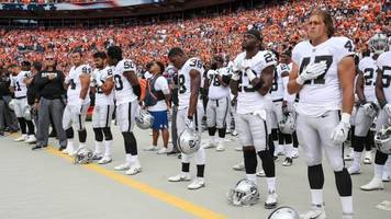 nfl might address anthem protests by keeping players in locker rooms