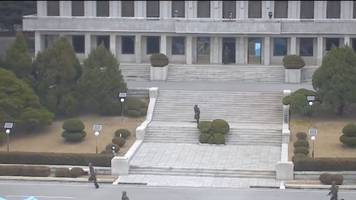 Watch A North Korean Soldier's Risky Defection Across The DMZ